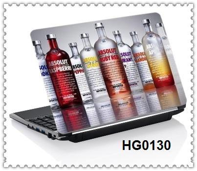 Laptop Skin Notebook Cover Sticker High Gloss 2+3rdFREE